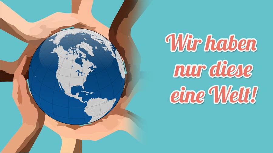 Toleranz und Respekt für eine bessere Welt