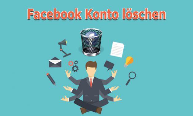 Facbook löschen – So kannst Du Deinen Facebook Account dauerhaft löschen